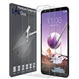 [3 Pack] LK Screen Protector for LG Stylo 4, [Tempered Glass] with Lifetime Replacement Warranty