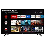 "SKYWORTH E20300 32"" INCH 1080P LED HDR A53 Quad-CORE Android TV Smart 32E20300"