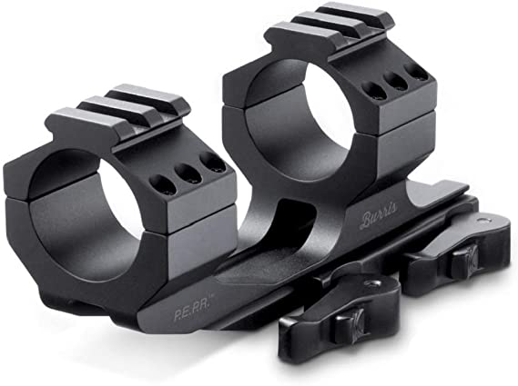 Burris Optics 410341 410342 410343 410344 P.E.P.R Riflescope Mount Ideal Mounting Solution Featuring Picatinny Ring Tops