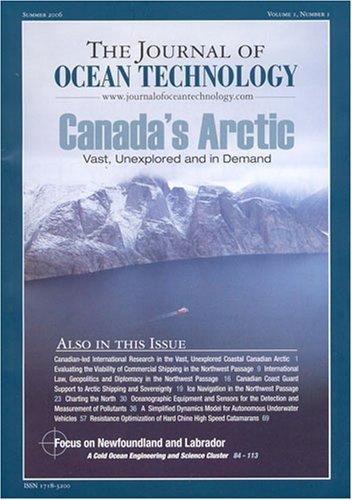 Journal of Ocean Technology PDF