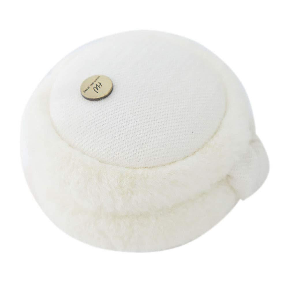 HOBULL Unisex Adults Winter Warm Earmuffs Foldable Winter Ear Warmers