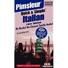 Italian: Learn to Speak and Understand Italian with Pimsleur Language Programs