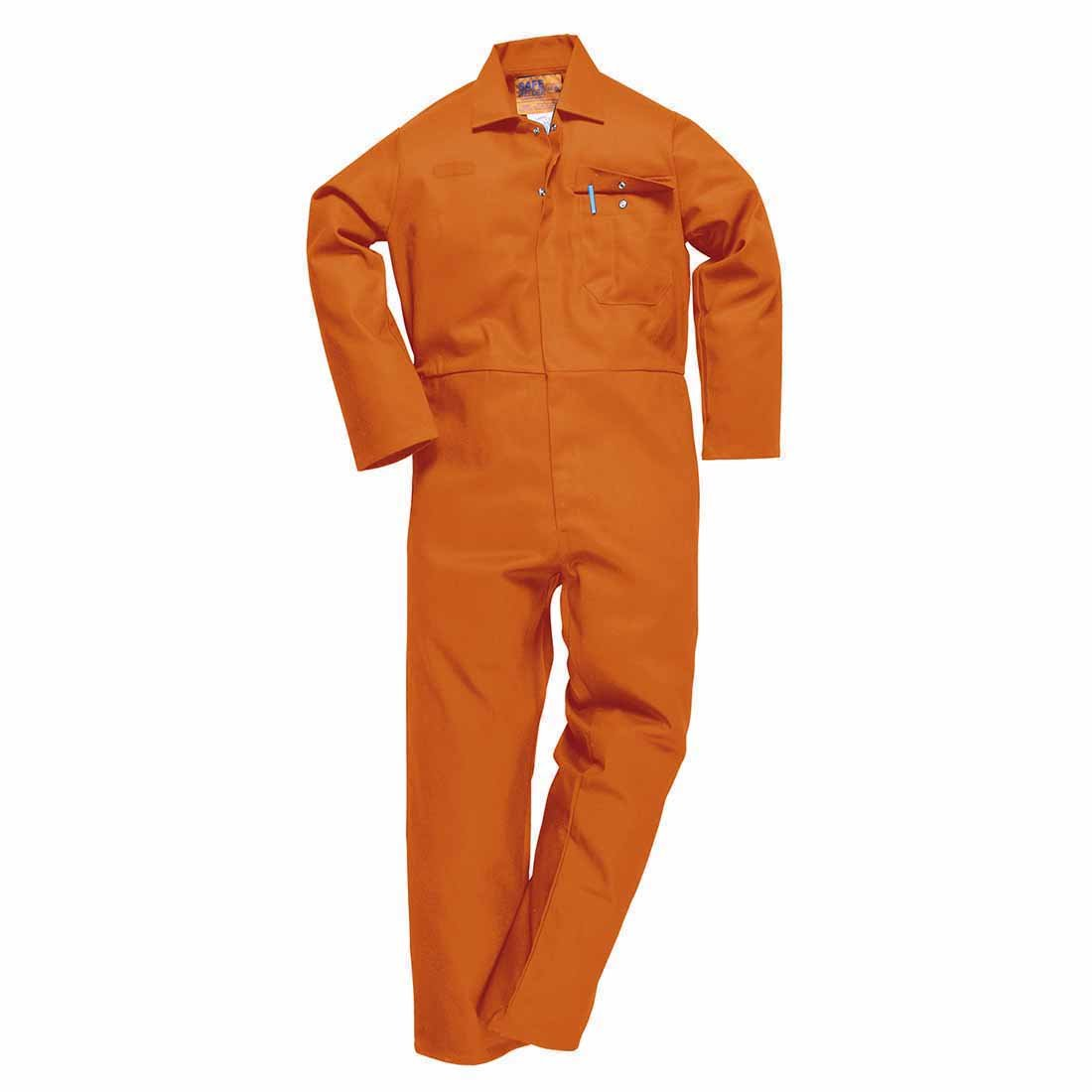 Bottle Small sUw 31 inch Leg CE Safe-Welder Workwear Coverall Boilersuit
