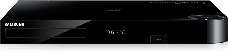 Samsung BDF8500ZF - Reproductor de Blu-ray (Dolby Digital, conexión HDMI, disco duro de 500 GB), negro: Amazon.es: Electrónica