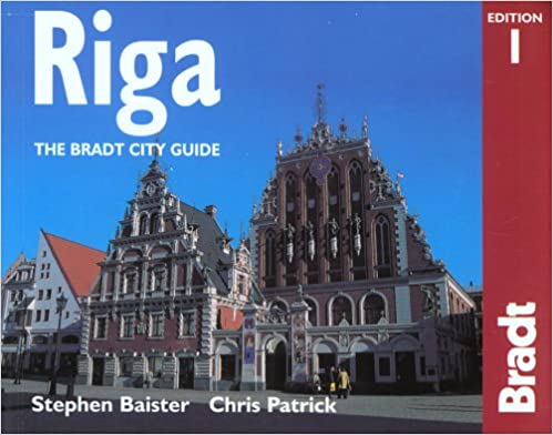 Book Riga: The Bradt City Guide
