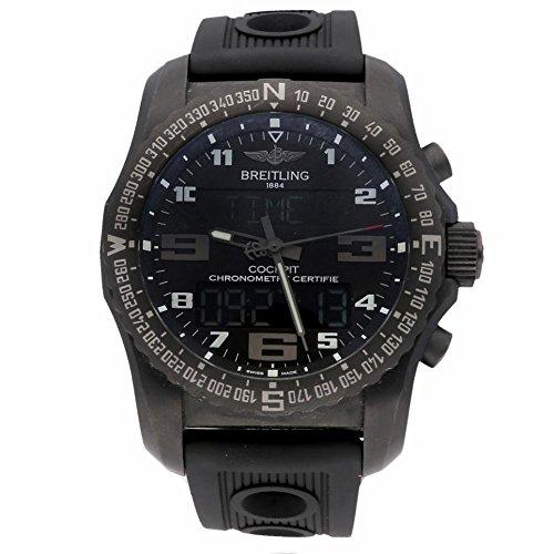 Breitling Cockpit - Breitling Cockpit Quartz Male Watch VB5010 (Certified Pre-Owned)