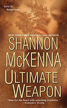 Ultimate Weapon (The Mccloud Series Book 6) by [McKenna, Shannon]
