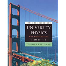 Sears and Zemansky's University Physics With Modern Physics (Addison-Wesley Series in Physics)