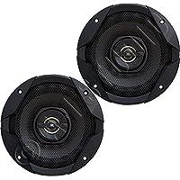 JBL GT7-6 6.5 2-Way GT7-Series Coaxial Car Audio Speakers-Set of 2