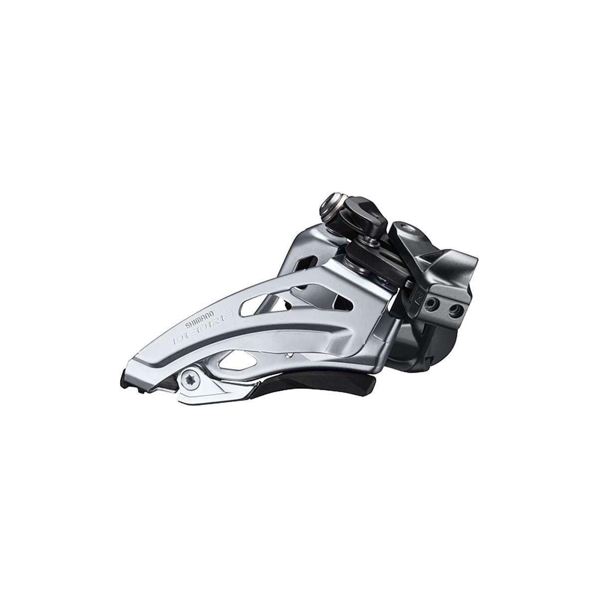 Shimano Deore m6000マウンテン自転車フロントDerailleur – fd-m6020-l – ifdm6020lx6 B073J2R7YF