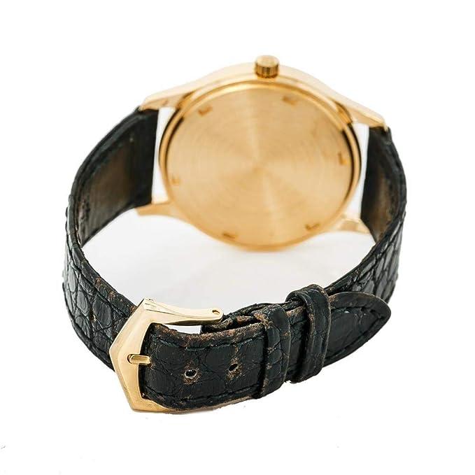 afc67fb00 Patek Philippe Calatrava Automatic-self-Wind Male Watch 3998 (Certified  Pre-Owned): Patek Philippe: Amazon.ca: Watches