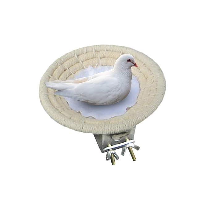 GZQ Nido de pájaro, Tejido de Cuerda de algodón/cáñamo Nido de ...