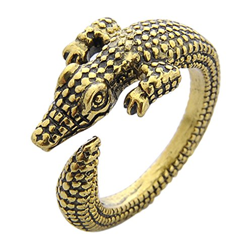 crocodile ring - 3