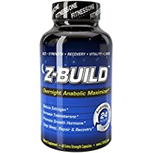 Z-BUILD-OVERNIGHT MUSCLE BUILDER-60 Capsules: Scientifically designed to promote deeper sleep and recovery while maximizing anabolic muscle support and increasing testosterone output.