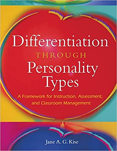 Differentiation Through Personality Types: A Framework for