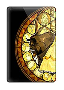 Hot Snap-on Beauty And The Beast Hard Cover Case/ Protective Case For Ipad Mini/mini 2