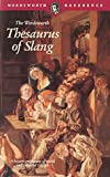 Thesaurus of Slang, Lewin and Lewin Staff, 1853263605