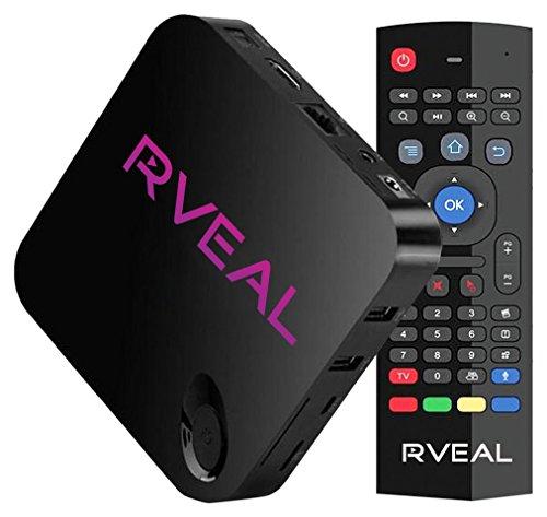 Rveal Media Remote Android Quad Core