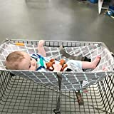 Ansblue Baby Dhopping Cart Hammock,Baby Shopping Cart Hammock, Allowing You to Take Care of Your Baby While Shopping - 1PCS