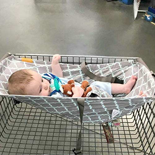 Ansblue Baby Dhopping Cart Hammock,Baby Shopping Cart Hammock, Allowing You to Take Care of Your Baby While Shopping - 1PCS from Ansblue