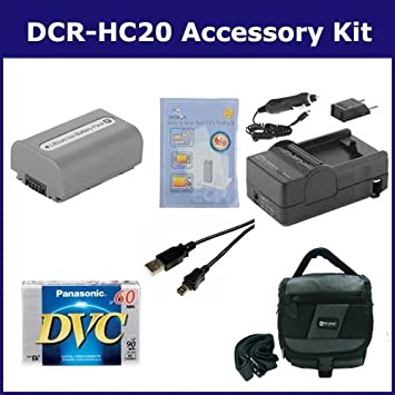 Driver UPDATE: Sony DCR-HC20 Camcorder USB