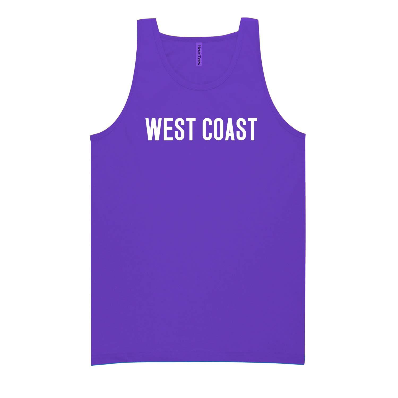 WEST Coast Neon Tank Top