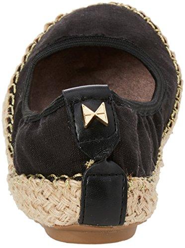 Linen Twists Ballerines 101 Bout Butterfly Noir Fermé Linen Femme Gigi black a7ZqnwEC