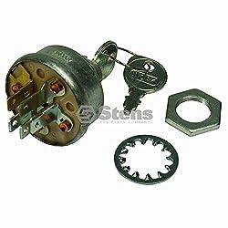 Stens 430-538 Indak Starter Ignition Switch Mtd Cu
