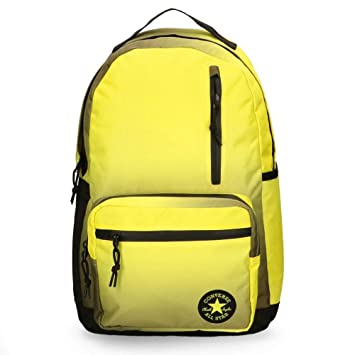 Converse - Mochila Casual Amarillo Gradient Yellow Medium: Amazon.es: Equipaje