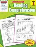 img - for Scholastic Success with Reading Comprehension, Grade 2 book / textbook / text book