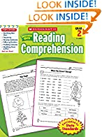 #10: Scholastic Success with Reading Comprehension, Grade 2