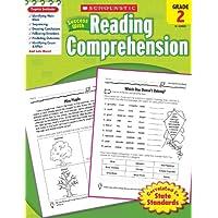 (进口原版)  Scholastic Success with Reading Comprehension, Grade 2