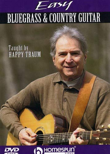 - DVD-Easy Bluegrass & Country Guitar
