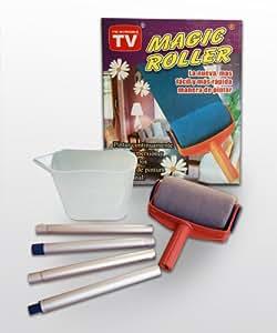 Magic Roller - Rodillo de pintura para pintar paredes y otras superficies