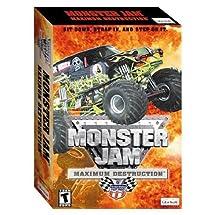 Monster Jam Maximum Destruction (Jewel Case) - PC
