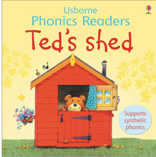Ted's Shed (Phonics Readers) pdf