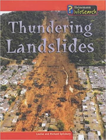 Image result for thundering landslides