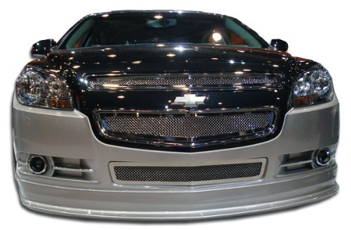 Duraflex Replacement for 2008-2012 Chevrolet Malibu Racer Front Lip Under Spoiler Air Dam - 1 Piece