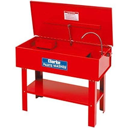 Clarke Garage Mechanics Parts Washer 75 Litres Amazon Co Uk
