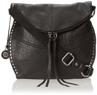 The Sak Silverlake Cross-Body Bag, Black, One Size