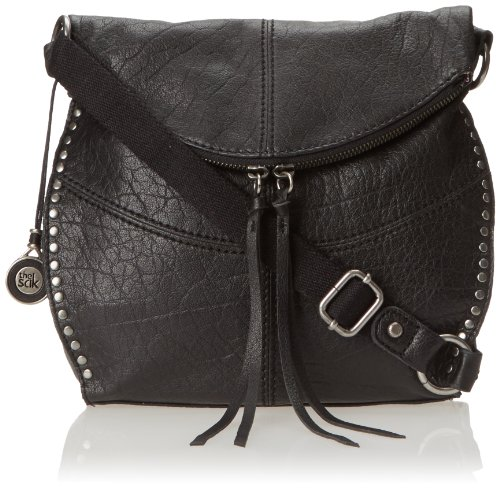 The Sak Bag Black Crossbody Silverlake rZwXrg