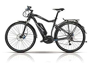 Haibike Trekking RX Electric Bike from Shocking Rides