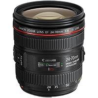 Canon EF 24-70mm f/4.0L IS USM Standard Zoom Lens (Certified Refurbished)