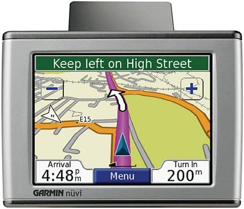 Garmin nuvi 350 3.5-Inch Portable GPS Navigator Discontinued by Manufacturer