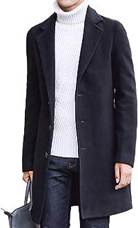 Nyan-Deux コート メンズ チェスターコート 秋冬 大きいサイズ 6カラー 正規良品
