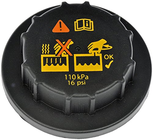 Dorman 54208 Coolant Reservoir Cap For Select Ford/Lincoln/Mercury - Coolant Cap Tank