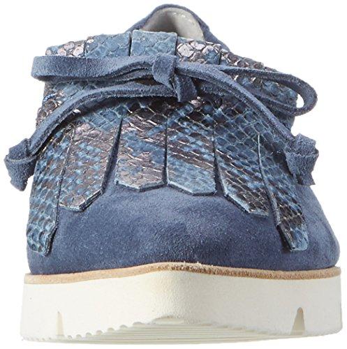 cheap sale manchester great sale clearance cost Kennel und Schmenger Schuhmanufaktur Women's Pia X-93130 Loafers Blau (Jeans/Jeans Sohle Weiss) discount shop for 4TVbrC