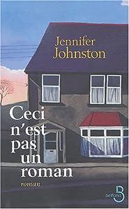 """Afficher """"Ceci n'est pas un roman"""""""