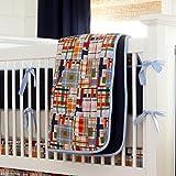 Carousel Designs Coastal Crib Comforter