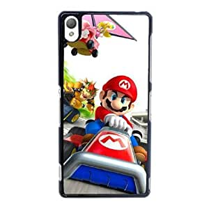 Sony Xperia Z3 Cell Phone Case Black Game boy Super Mario Bros ST1YL6766769